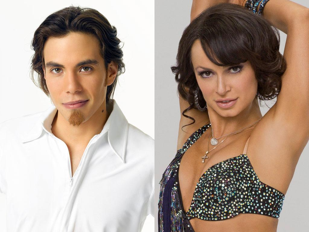 """Apolo Anton Ohno will be dancing with Karina Smirnoff this fall on ABC's """"Dancing With the Stars: All-Stars,"""" premiering September 23."""