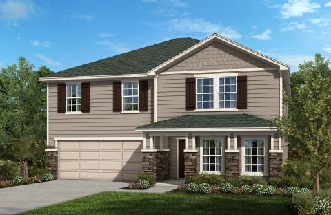KB Home Announces the Grand Opening of Williamstown in Jacksonville