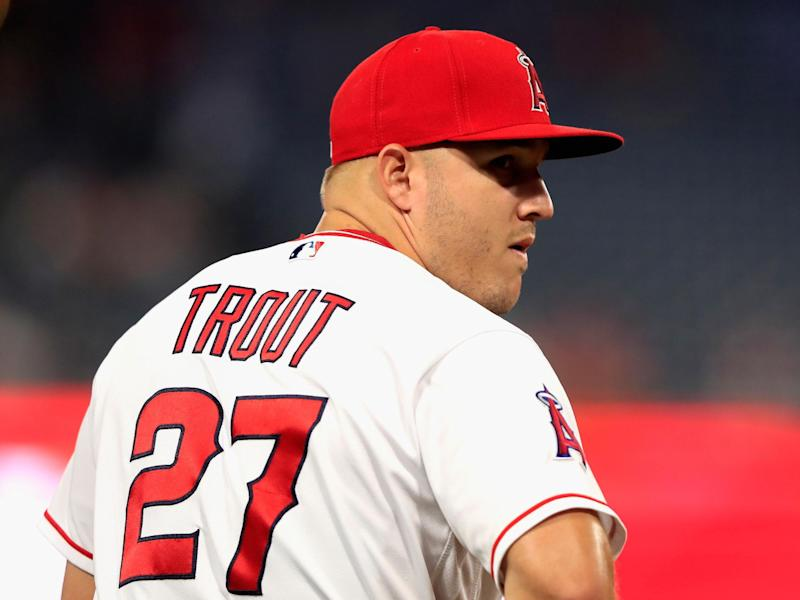 Mike Trout: Ranking the biggest contracts in sport after Los Angeles Angels' star agrees $430m deal