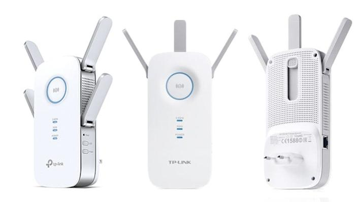 Getting a wifi extender can insure you're not the person whose connection constantly goes down during virtual classes