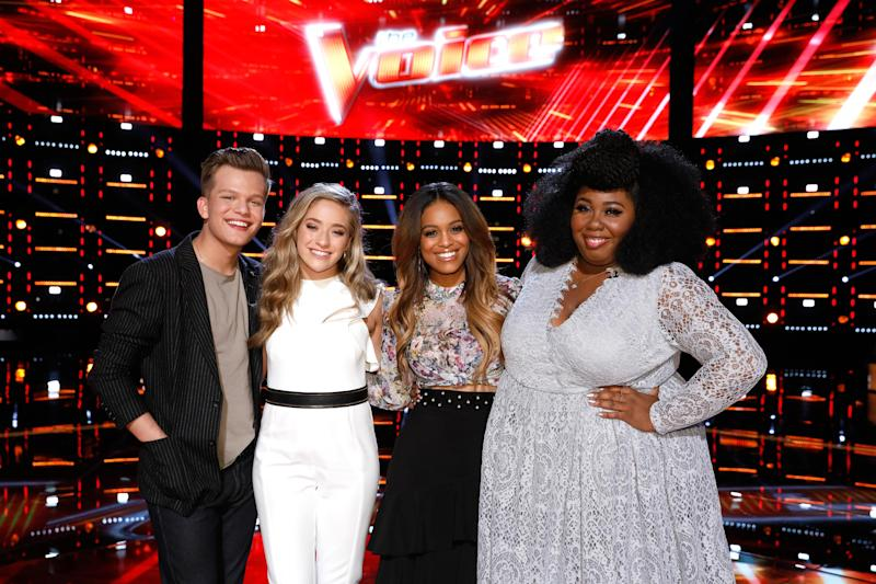 The Voice recap: Here's our pick to win