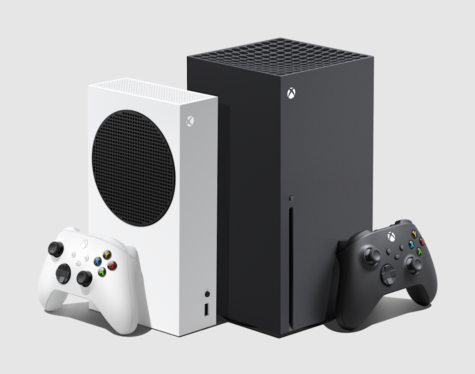 Xbox Series X And S Just Got Restocked For Black Friday So You Better Hurry