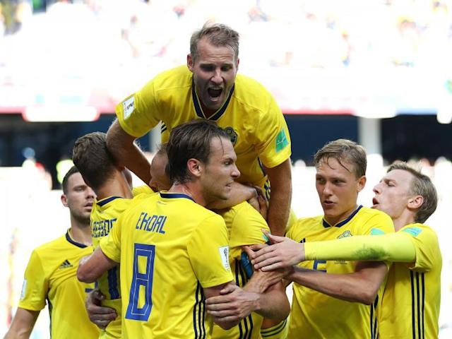 Sweden vs South Korea, World Cup 2018 player ratings: Andreas Granqvist leads by example in narrow win
