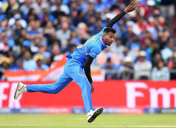 Hardik Pandya will be reporting to NCA for rehabilitation under Rahul Dravid's team of trainers.