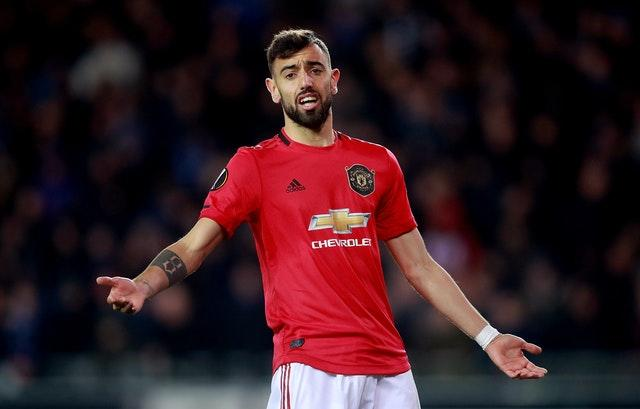 Bruno Fernandes' form has impressed Dwight Yorke