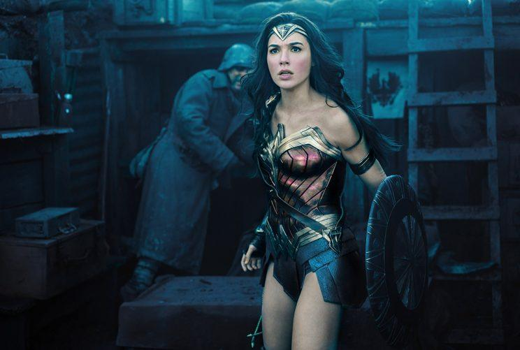 Gal Gadot in <em>Wonder Woman.</em>