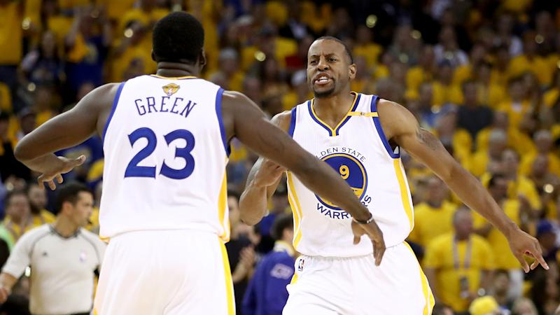 Iguodala doesn't want Green to quit his day job