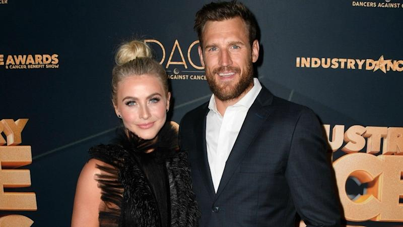 Julianne Hough's Husband Brooks Laich Says He's Not 'Fully Expressed' in His Sexuality