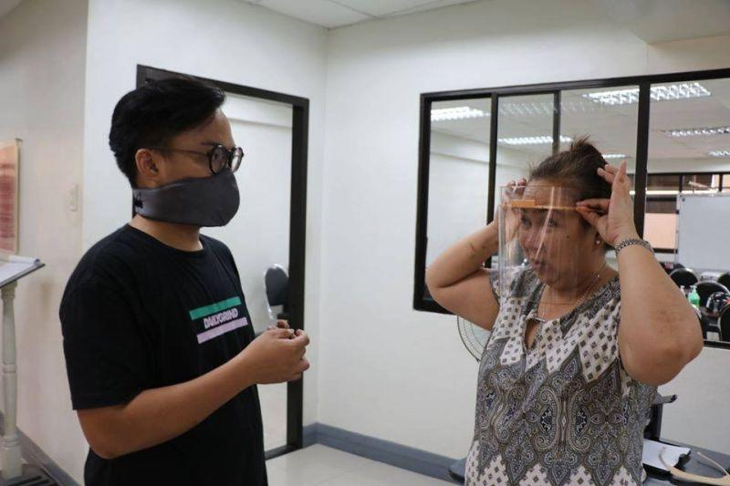 DTI 7 to use Fablabs to make face shields