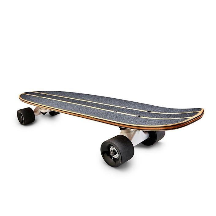 <p>Sure, it's random, but no kiddo or teen who's into boarding wants to hop on a skateboard with wimpy grip tape or stubborn wheels. A skateboard from a real skate company will let a user customize wood, grip tape, wheels, and more — and that's what any true skater deserves. </p>