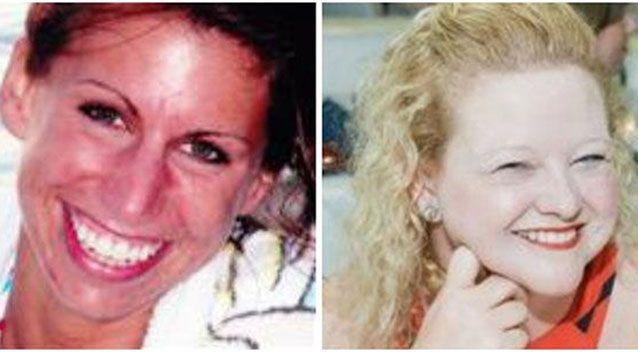 Shelly Darling and Elizabeth Whipple were found dead Saturday, April 15, 2017, in Lake Tuscaloosa. Source: CBS