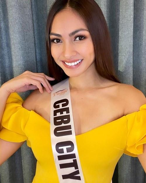 Beatrice will represent PH at the 70th Miss Universe pageant in Israel