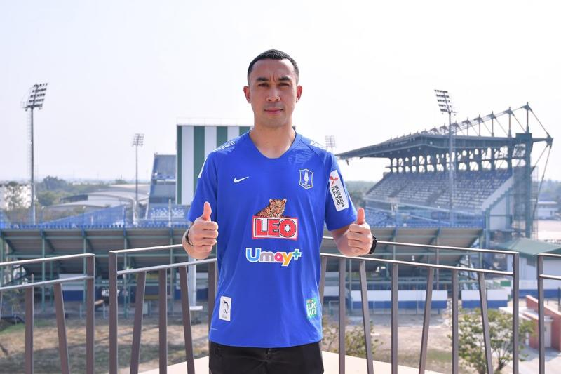Norshahrul excited for new adventures in Thailand