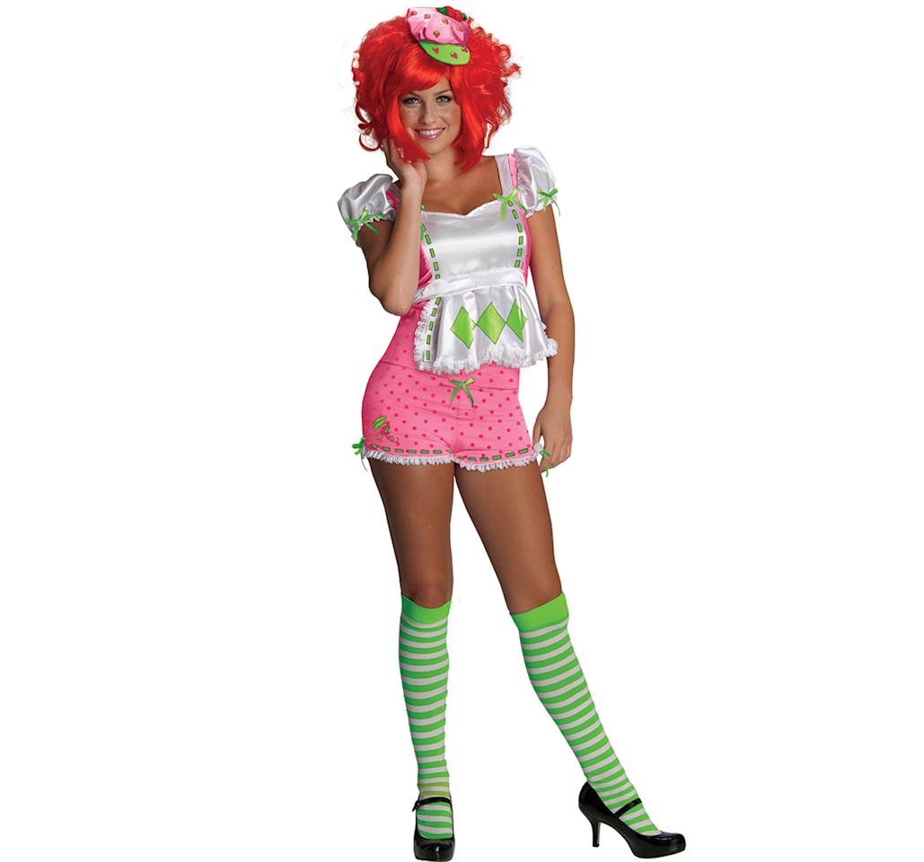 "<p>Nothing says ""please ruin my childhood memories"" like <a rel=""nofollow"" href=""https://www.yandy.com/Strawberry-Shortcake-Costume.php"">sexualizing an innocent children's cartoon</a> with skanky hotpants and knee-high hoochie socks.<br />(Photo: Yandy.com) </p>"