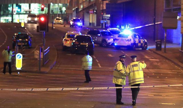 Manchester Arena bombing: Senior police officer on duty was late and missed the attack, inquiry hears