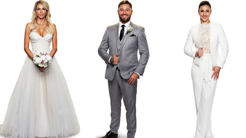 Married at first sight australia cast 2020