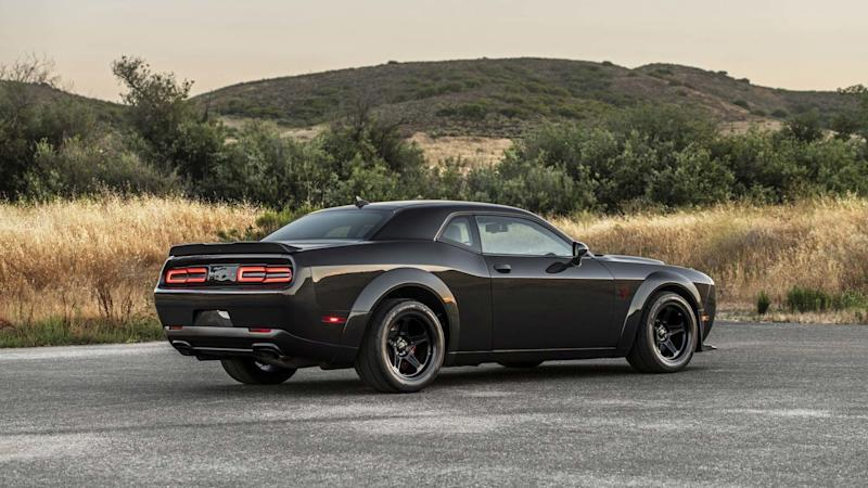 Speedkore Dodge Demon BaT