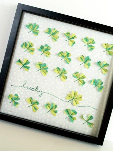 "<p>Get out the sewing machine for a project you'll be proud to place on your walls come March 17.</p><p><strong>Get the tutorial at <a href=""https://flamingotoes.com/fabric-lucky-clover-specimen-art/"" rel=""nofollow noopener"" target=""_blank"" data-ylk=""slk:Flamingo Toes"" class=""link rapid-noclick-resp"">Flamingo Toes</a>.</strong></p><p><a class=""link rapid-noclick-resp"" href=""https://www.amazon.com/disappearing-ink-fabric-marker/s?k=disappearing+ink+fabric+marker&tag=syn-yahoo-20&ascsubtag=%5Bartid%7C2164.g.35012898%5Bsrc%7Cyahoo-us"" rel=""nofollow noopener"" target=""_blank"" data-ylk=""slk:SHOP DISAPPEARING INK FABRIC MARKER"">SHOP DISAPPEARING INK FABRIC MARKER</a><br></p>"