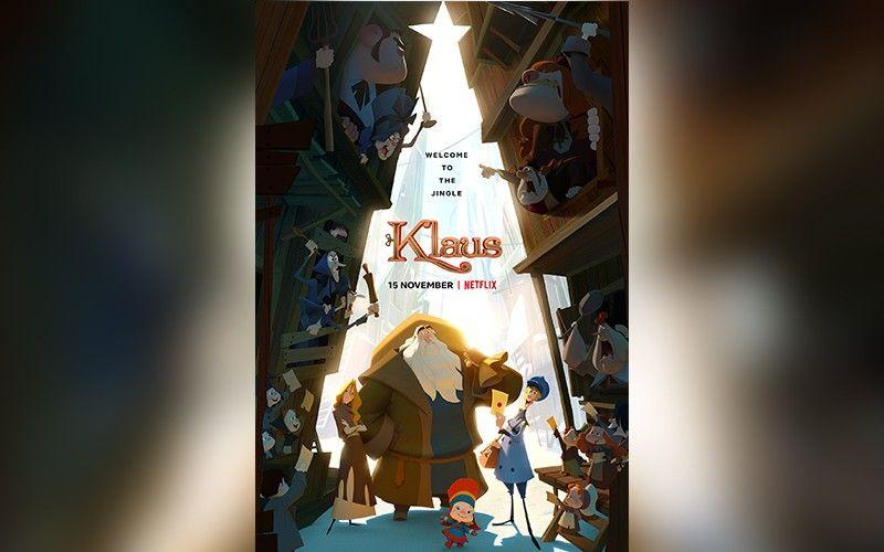 Netflix to launch first animated feature film, 'Klaus'
