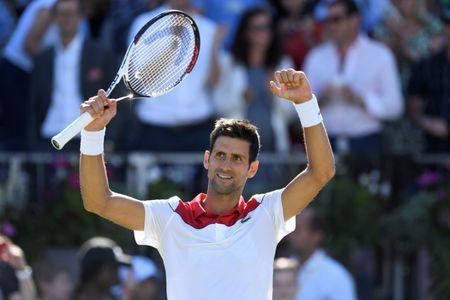 Djokovic ready for Wimbledon after Queen's