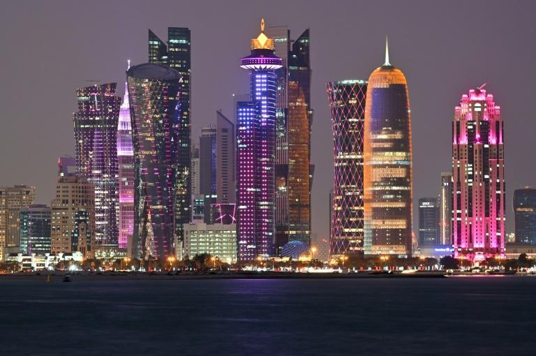 Well-heeled individuals are being invited to consider investing in Qatar's glistening seaside tower blocks on Doha's man-made Pearl island or the brand new Lusail city project that flanks a World Cup stadium