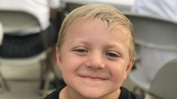 PHOTO: Titus, 5, from Kansas City, Mo., has been told he may not be able to receive the crucial cancer drug vincristine at his scheduled appointment next week, believed to be able to help cure his cancer, because of a shortage. (Courtesy Laura Brewer)