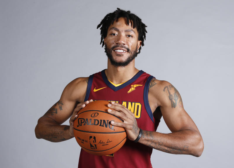 da84b2373c3 Derrick Rose: 'I know how good I am'