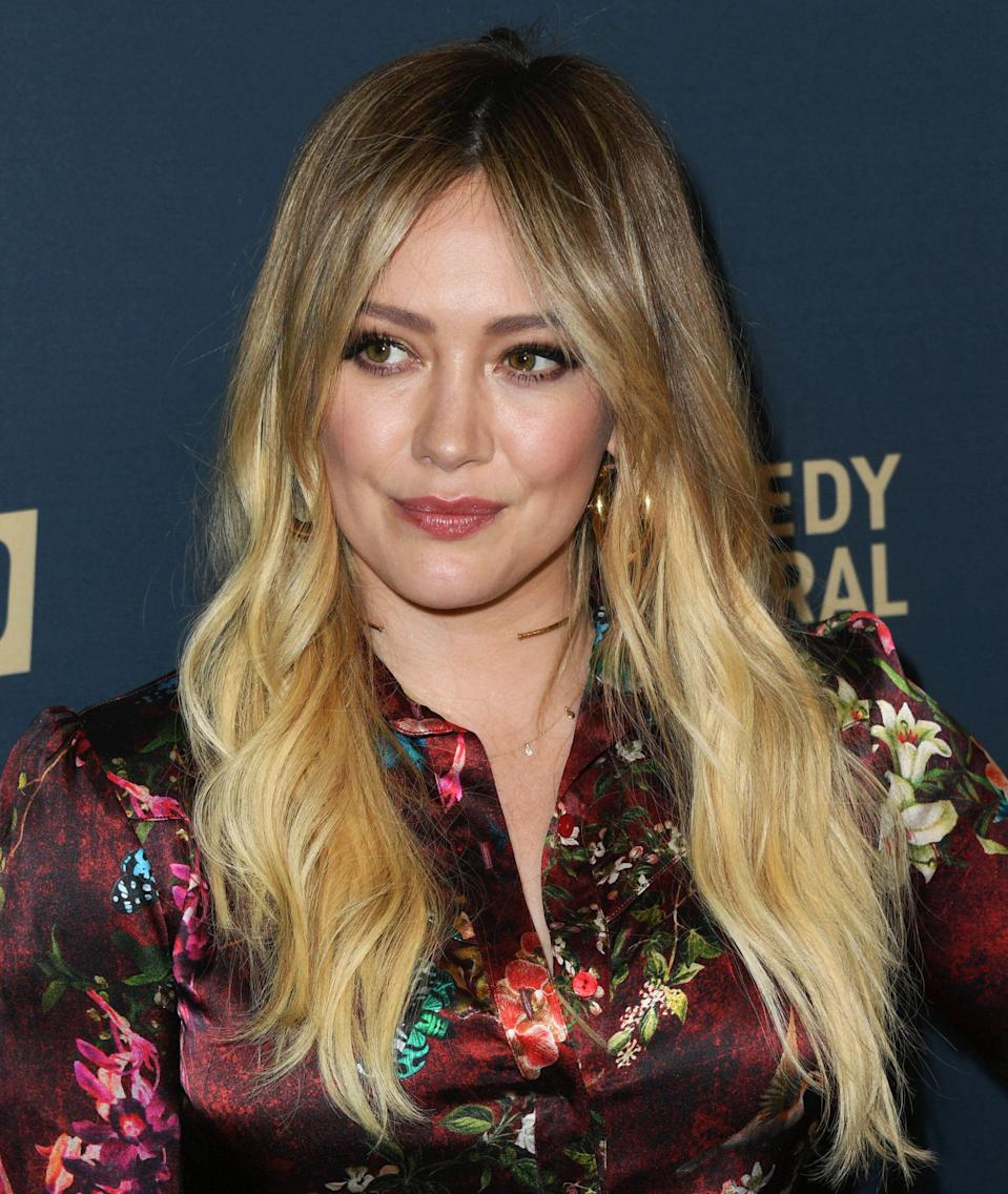 Hilary Duff Shuts Down 'Disgusting' Internet Theory That She's A Child Trafficker