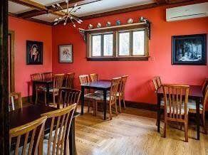 """<p><a href=""""https://www.tripadvisor.com/Hotel_Review-g50025-d1823338-Reviews-Sanctuary_Guest_House_Tearoom-Walhalla_North_Dakota.html"""" rel=""""nofollow noopener"""" target=""""_blank"""" data-ylk=""""slk:The Sanctuary"""" class=""""link rapid-noclick-resp"""">The Sanctuary</a> in Walhalla</p><p>""""I stayed at The Sanctuary and very much enjoyed the beautiful home and breakfast. The latter, comprised of homemade waffles with fresh whipped cream and raspberry puree, bacon, Scottish tea, and mango juice, was superb. """" - Yelp user<a href=""""https://www.yelp.com/user_details?userid=HbP-NhPssD4h8Xj7J5tHdQ"""" rel=""""nofollow noopener"""" target=""""_blank"""" data-ylk=""""slk:Jay B."""" class=""""link rapid-noclick-resp"""">Jay B.</a></p>"""