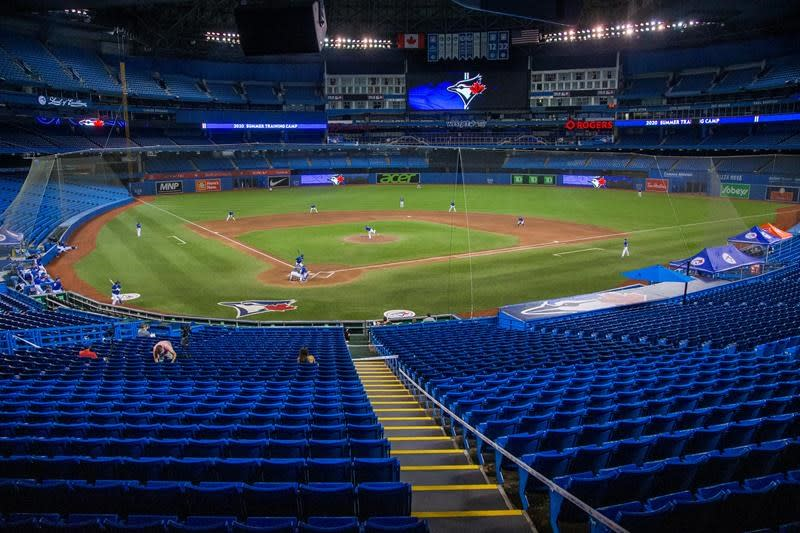 U.S. COVID-19 situation complicates Blue Jays' plans to play at home: Njoo