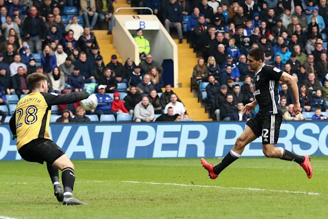 Sheffield Wednesday 0 Fulham 1: Aleksandar Mitrovic piles promotion pressure on Championship rivals Cardiff