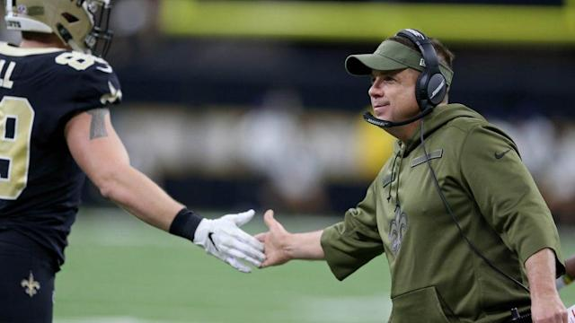 Sean Payton can't undersell the importance of backup tight end Josh Hill