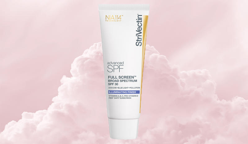 This sunscreen leaves your skin with a radiant finish. (Photo: Nordstrom)