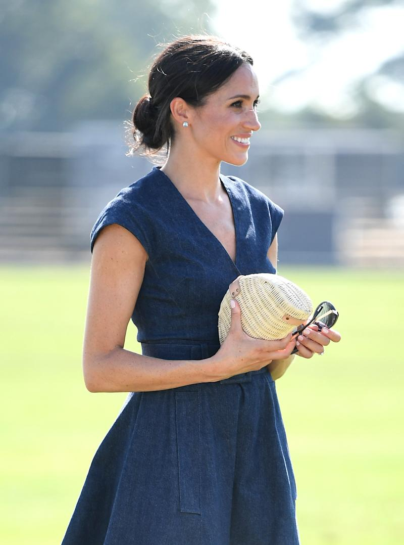 Meghan, Duchess of Sussex. (Photo by Karwai Tang/WireImage)