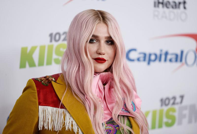 "People are angry that Kesha wasn't included in ""Time's"" Person of the Year story"