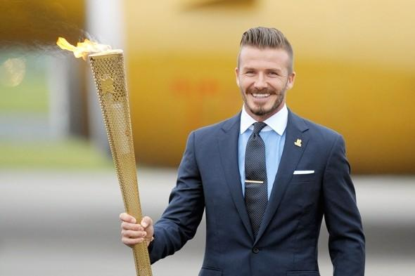 David Beckham reveals his 'Best of Britain' tips for Olympic tourists