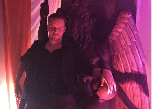 "Satanic Temple co-founder Lucien Greaves hopes the plan will prompt the Supreme Court to ""consider either adding sexual orientation as a protected class, or taking religion away from protected class status."""