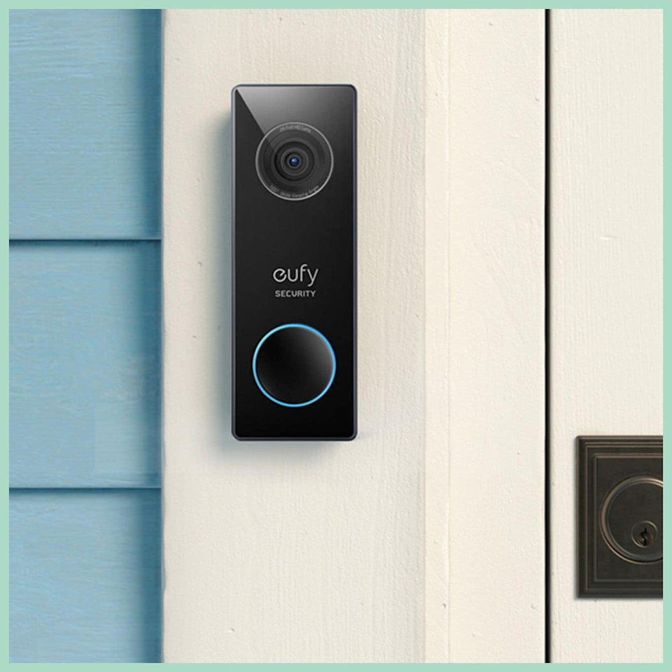 Keep an eye on any prowlers, proselytizers and plain old pains in the neck that dare to darken your doorstep. (Photo: Best Buy)