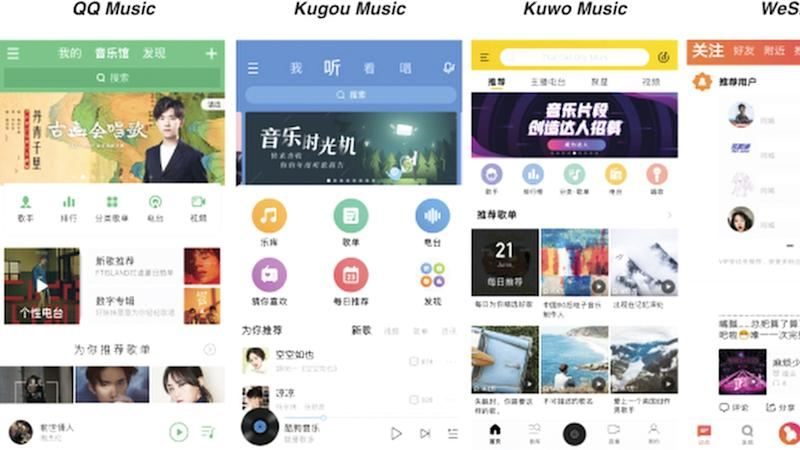 After A Delay, Tencent Music Goes Public In The U.S.