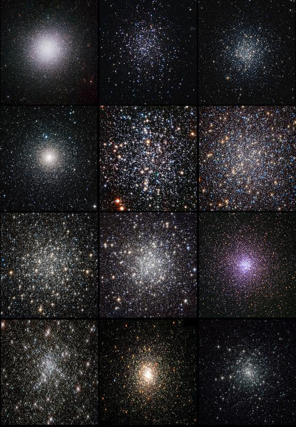 Some Ancient Star Clusters Look Surprisingly Young