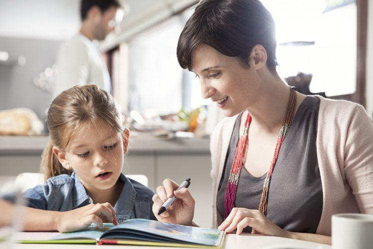Dr Coulson believes homework is an extra burden for parents [Photo: Getty]