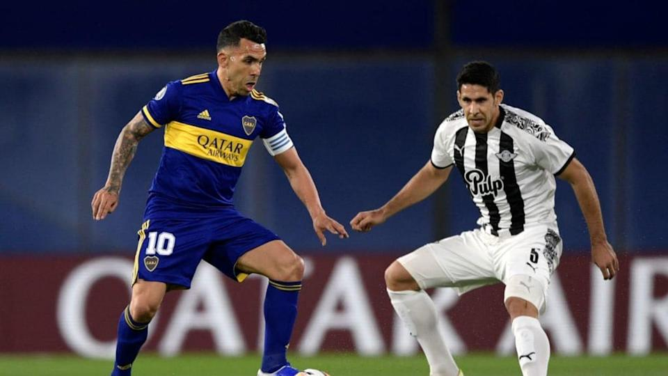 Boca Juniors v LIbertad - Copa CONMEBOL Libertadores 2020 | Pool/Getty Images
