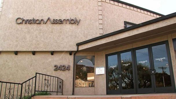 PHOTO: An undated photo shows the entrance of The Christian Assembly Church in Eagle Rock, Los Angeles. The church is paying off $5.3M in medical debt for worshipers. (KABC)