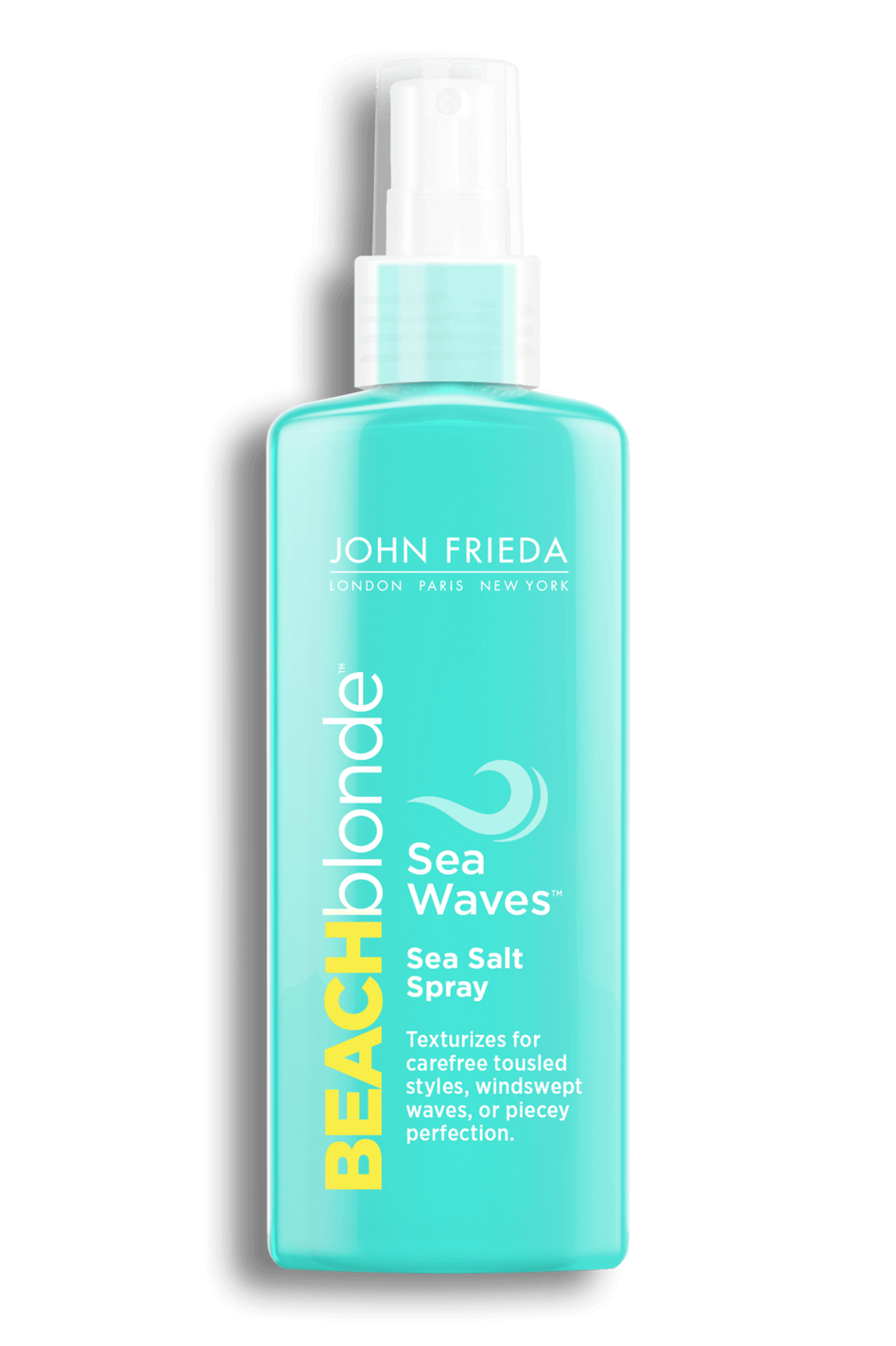 """<p><strong>John Frieda</strong></p><p>amazon.com</p><p><strong>$14.00</strong></p><p><a href=""""https://www.amazon.com/dp/B00P1NBL40?tag=syn-yahoo-20&ascsubtag=%5Bartid%7C10058.g.2902%5Bsrc%7Cyahoo-us"""" rel=""""nofollow noopener"""" target=""""_blank"""" data-ylk=""""slk:SHOP IT"""" class=""""link rapid-noclick-resp"""">SHOP IT </a></p><p>Don't be fooled by the name—this iconic spray works just as well for any hair color, from brunettes to redheads to raven-haired beauties. The title is a throwback to its '90s counterpart, the O.G. formula that became a decade-long sensation as a result of its ability to create shiny, smooth, piece-y waves in even the straightest of hair. Thankfully, the formula is back and, dare I say, <em>better</em> than before, so you'll be able to get dream-level waves without a time machine.<br></p>"""