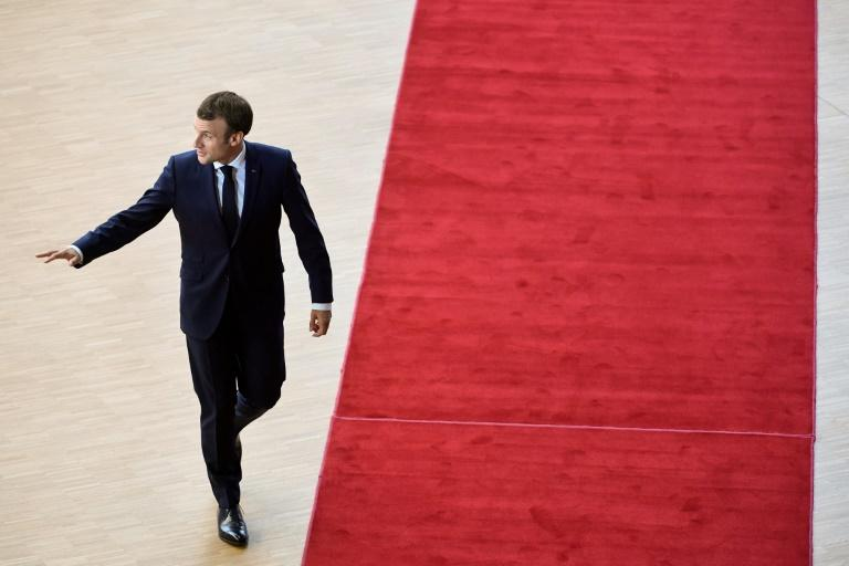 French President Emmanuel Macron has led opposition to North Macedonia and Albania being given a date to begin the long process of accession negotiations