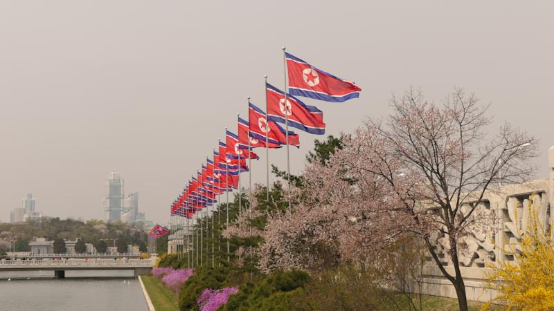 A scene in Pyongyang, the capital North Korea. (PHOTO: Getty Images)