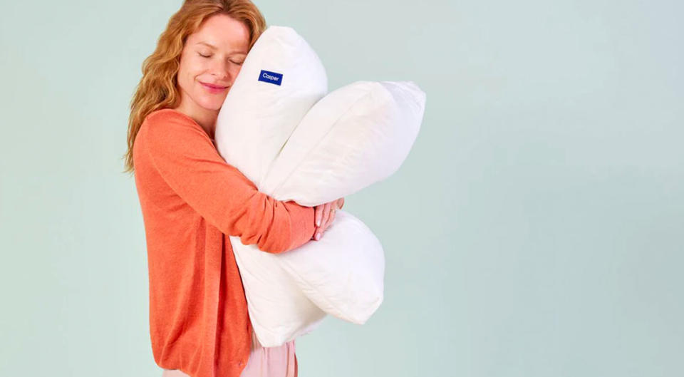 Original Casper Pillow: 10 percent off (Photo: Casper)