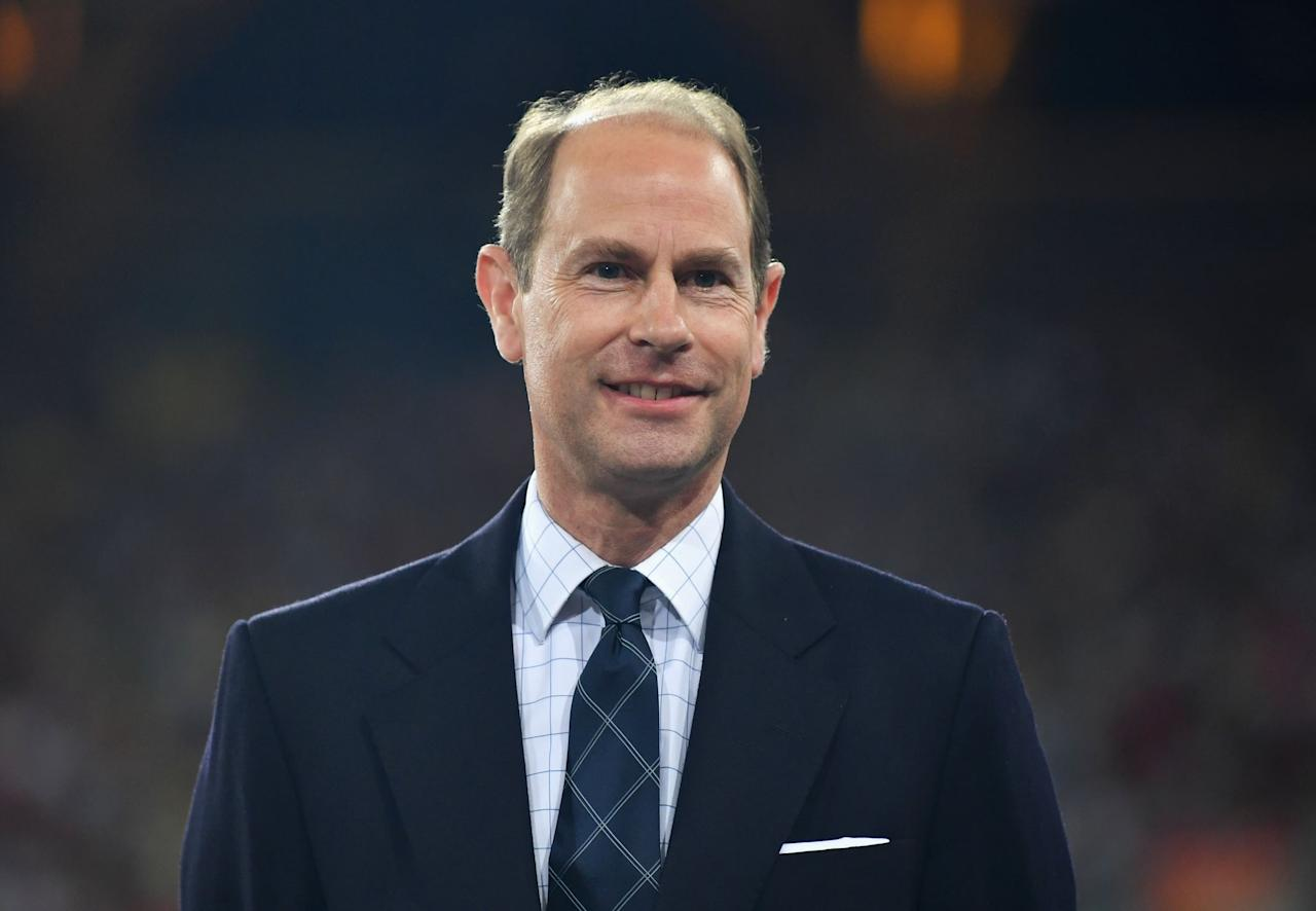 <p>The queen's youngest son, Prince Edward, attended Jesus College, Cambridge, graduating in 1986 with lower second-class honors for his history degree. His admission to Cambridge caused some controversy, since his A-levels (high school level standardized tests) were significantly below the usual threshold of entry to the elite university.   </p>