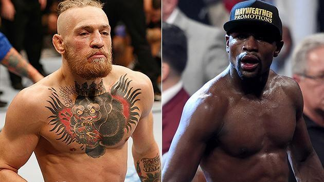 Will McGregor v Mayweather ever happen? Image: Getty