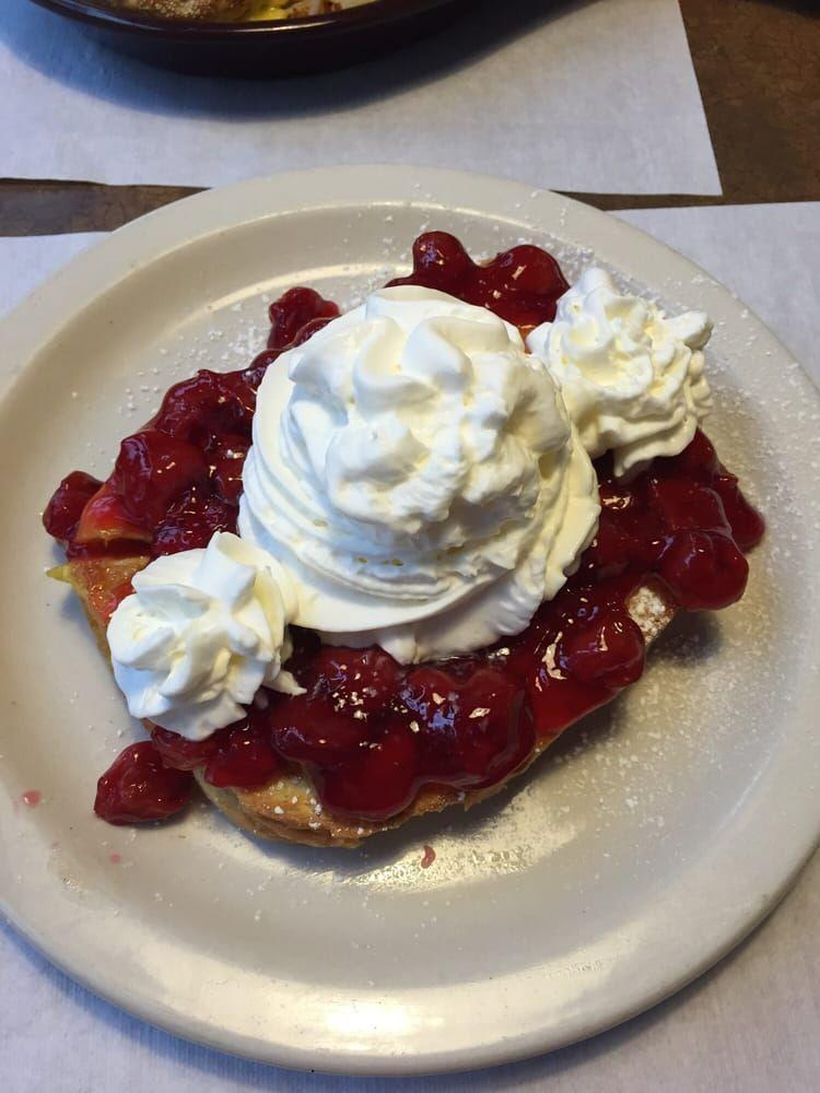 """<p><a href=""""https://www.yelp.com/biz/little-diner-xpress-appleton"""" rel=""""nofollow noopener"""" target=""""_blank"""" data-ylk=""""slk:Little Diner Xpress"""" class=""""link rapid-noclick-resp"""">Little Diner Xpress</a> in Appleton</p><p>A quick meal doesn't have to mean fast food. This tasty spot will fill you up with eggs benedict, stuffed french toast and quality coffee (Yelpers love the cappuccino) and get you out the door fast.</p>"""